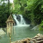 Zahlreiche Wasserfälle in der Umgebung